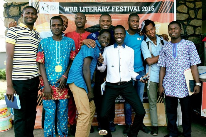 WORDS RHYMES & RHYTHM LITERARY FESTIVAL 2015 After The 'FIST-FEAST of Words' (28)