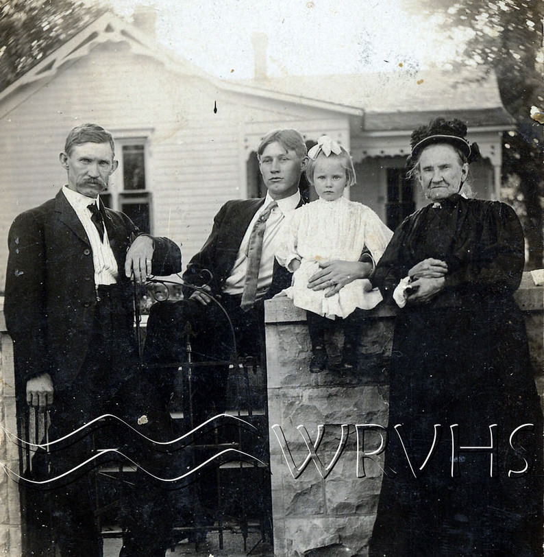 The Charles H. Groom Family