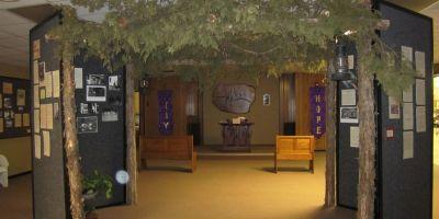 WRVHS Religion Exhibit