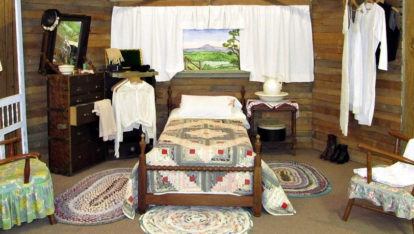 Tourist Cabin Display