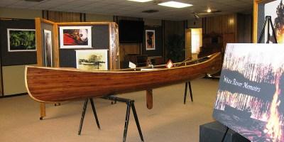 Handmade Canoe