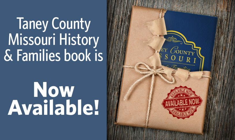 Family History Books Are Now Available!