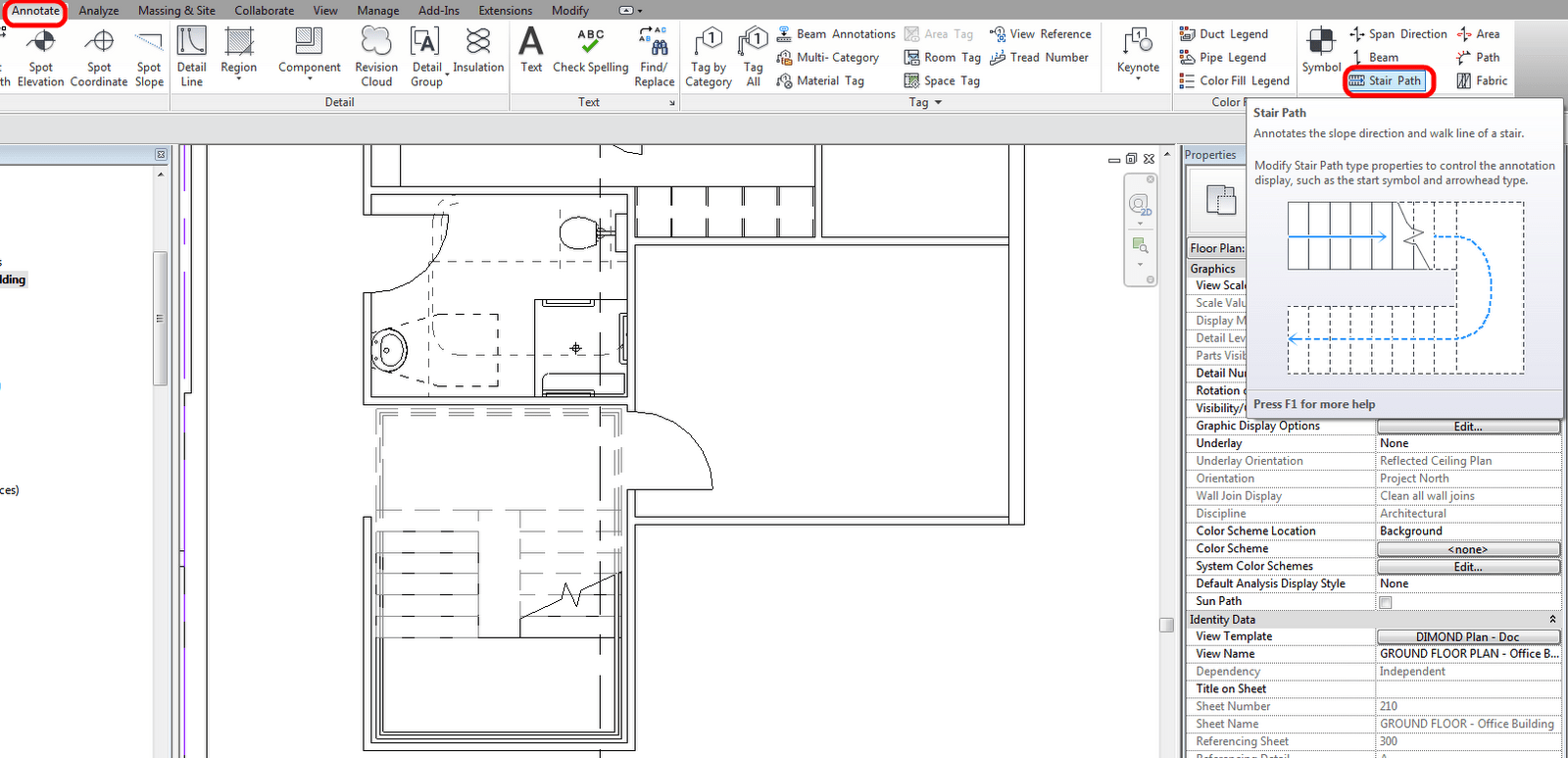Stair Path Archives What Revit Wants