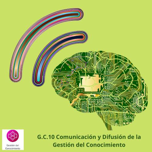 Comunicación y difusión del conocimiento
