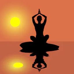 Postura Yoga Inspiradora