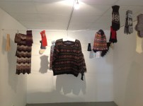 knitted garments from the collections