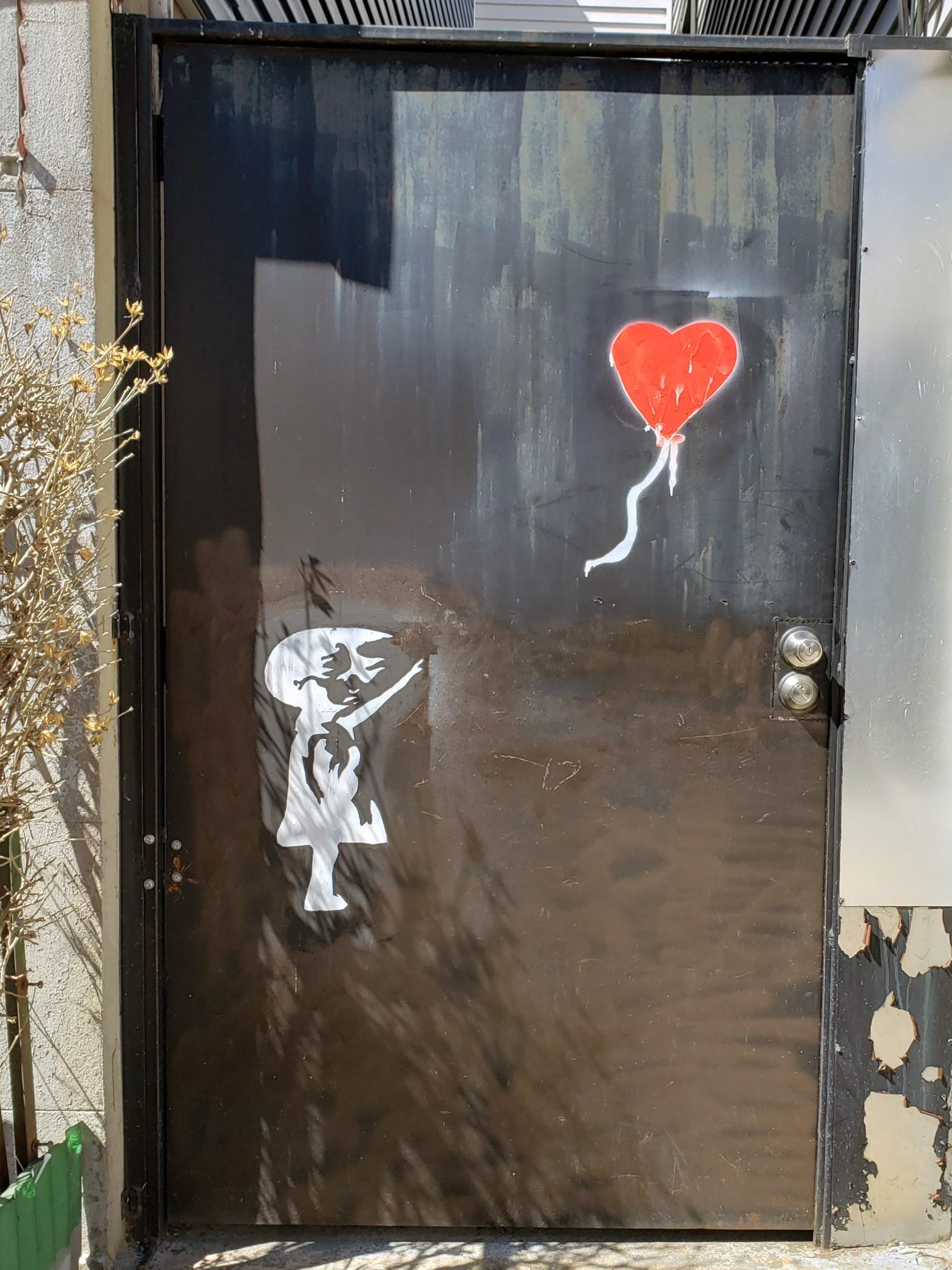 Banksy in Astoria?