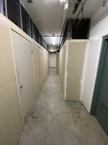 5'x5' Storage Hallway