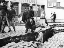 Terremoto en Chile en 1960