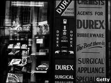 Iklan kuno Durex