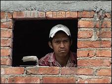 Poblador de Loma de Buenavista, Guanajuato, Mexico
