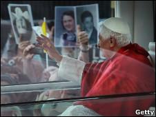 El Papa en Londres