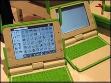 Computadoras OLPC