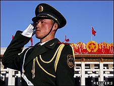 Militar chino