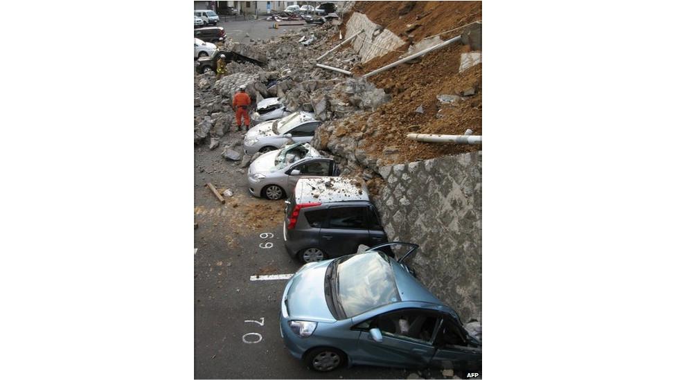 بالصور زلزال يضرب اليابان وارتفاع ضحايا الزلزال