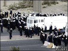 Fuerzas del Consejo de Cooperación del Golfo en Bahréin