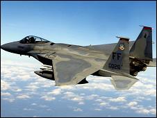Foto: Força Aérea dos Estados Unidos/Sargento Samuel Rogers