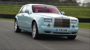 Rolls-Royce eléctrico