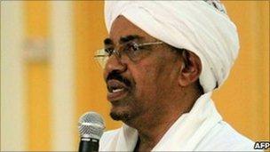Tổng thống Sudan