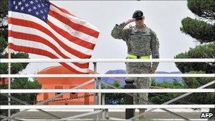 Lính Mỹ tại Nam Hàn