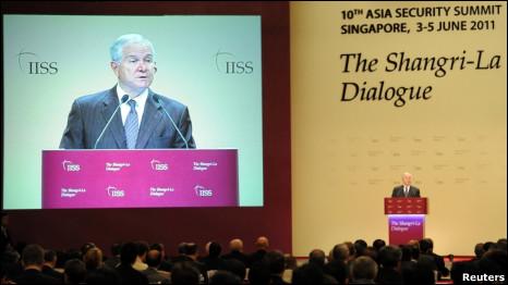 Bộ trưởng Robert Gates phát biểu tại Đối thoại Shangri-La 2011