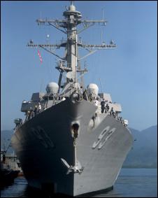 Tàu USS Chung Hoon