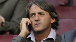 Kocha Roberto Mancini