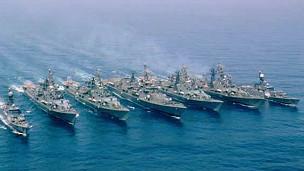 Tàu hải quân Ấn Độ