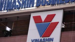 Trụ sở Vinashin ở Hà Nội