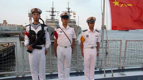 Hải quân Trung Quốc ở Thượng Hải