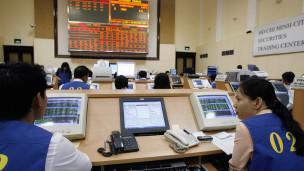 Thị trường chứng khoán thành phố Hồ Chí Minh