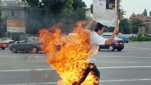Một vụ tự thiêu đòi tự do cho Tây Tạng