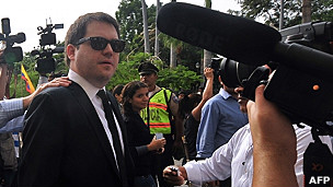 Uno de los directivos del diario ecuatoriano El Universo condenado por injurias al presidente Rafael Correa.