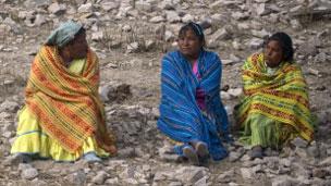Indígenas en el estado de Chihuahua