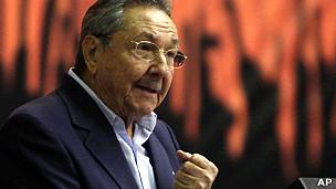 Raúl Castro, presidente de los Consejos de Estado de Ministros de Cuba