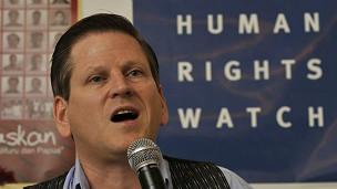 Ông Phil Robertson, Phó Giám đốc Human Right Watch khu vực châu Á