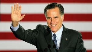 Ông Mitt Romney