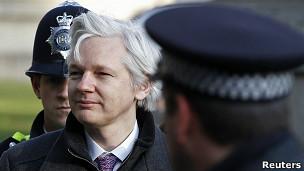 Julian Assange, fundador do Wikileaks | Foto: Reuters