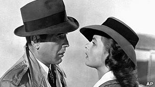 Escena de Casablanca