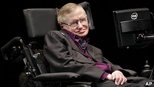 Stephen Hawking | Crédito da foto: AP