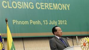 Ngoại trưởng Campuchia Hor Namhong