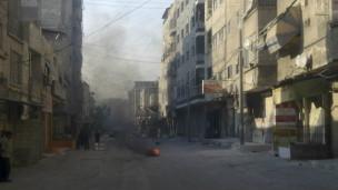 Đường phố Damascus