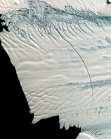 Glaciar Pine Island