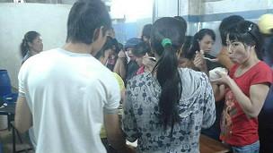 Công nhân Việt Nam ở Vinastar