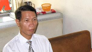 Ông Lê Thanh Tùng