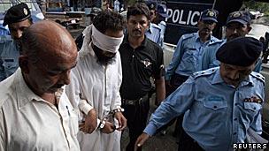 Arresto de Khalid Chishti