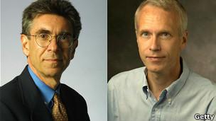 Robert F. Lekftkovitz y Brian Kobilka, premios Nobel de Química 2012