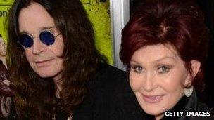 Ozzy e Sharon Osbourne (Getty)