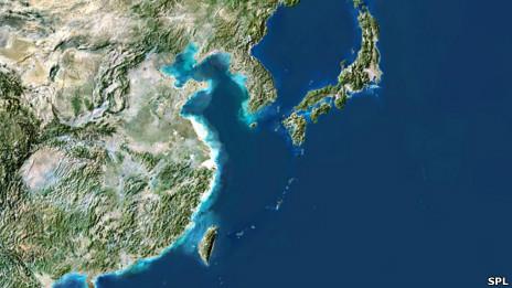 Biển Hoa Đông