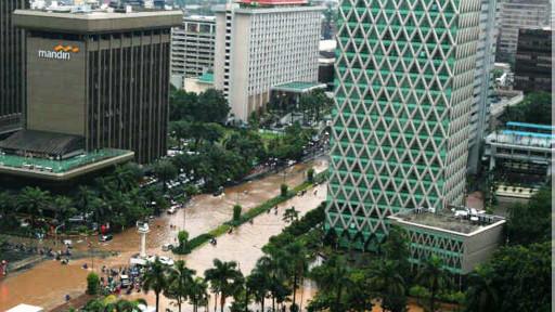 Ancaman banjir terbesar Jakarta: hujan ekstrim di Puncak